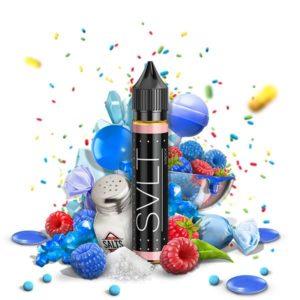 blue blood high nicsalt e liquid by svlt vapor review