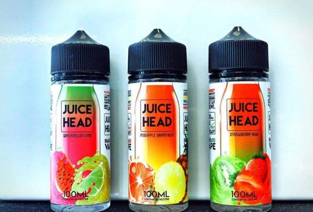 Watermelon Lime 100ml Vape Juice by Juice Head Review